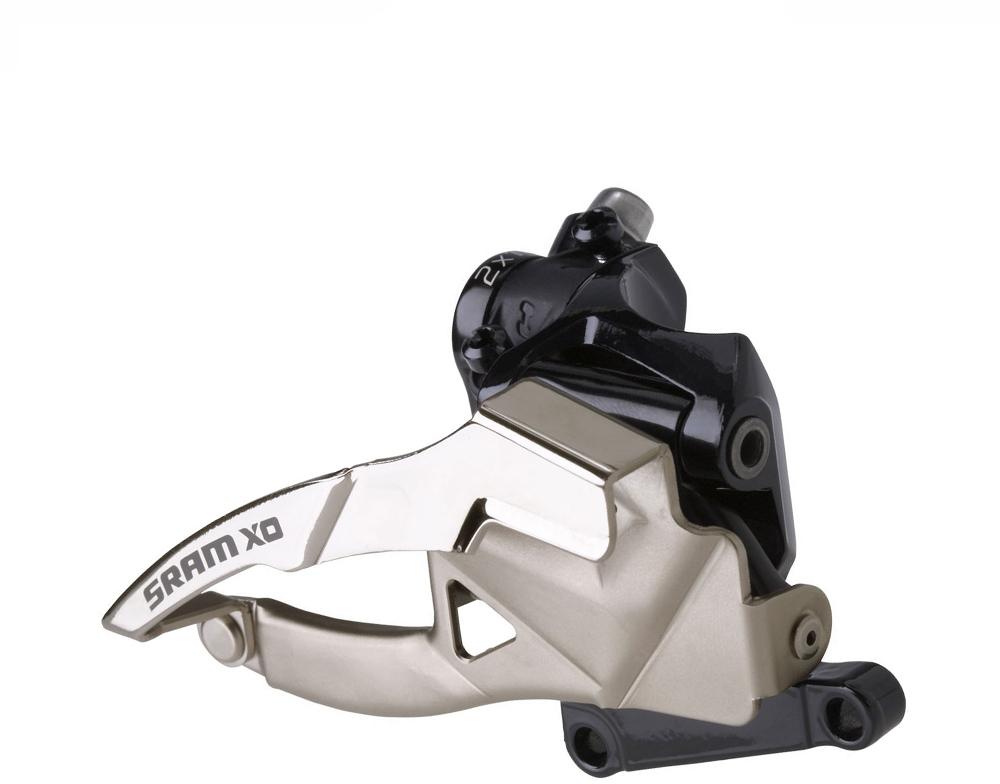 SRAM X0 2 x 10 Speed Mountain Bike Front Derailleur Direct Mount Bottom Pull